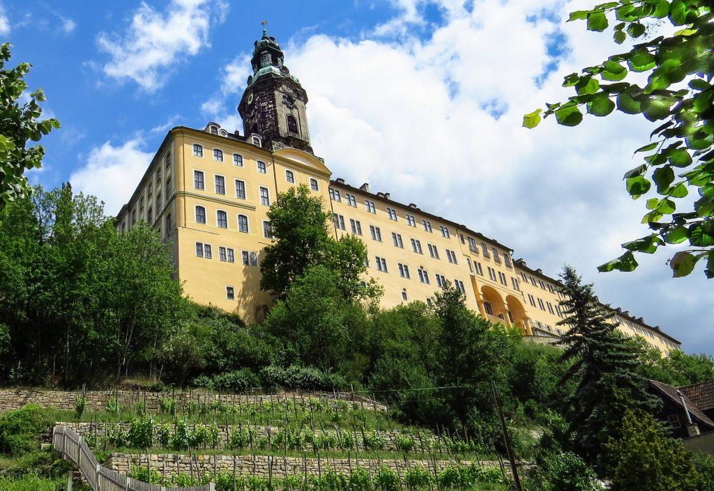 Heidecksburg castle