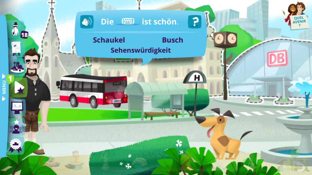 apprendre allemand appli Goethe