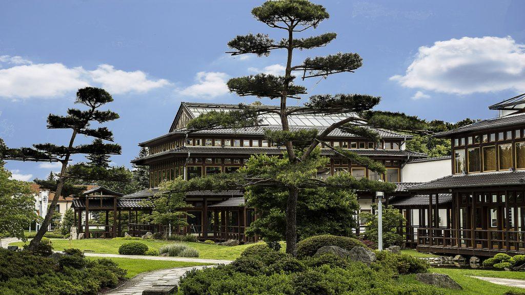 jardin japonnais bad-langensalza