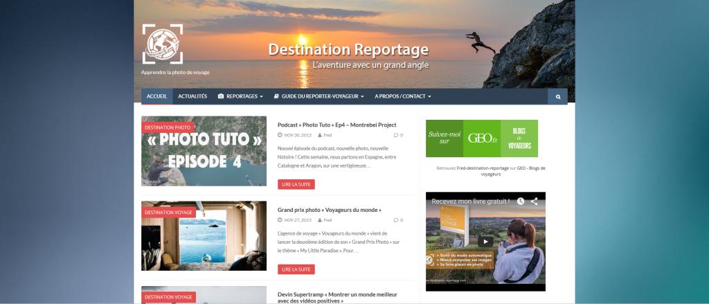 destinationreportage blog voyage et journalisme