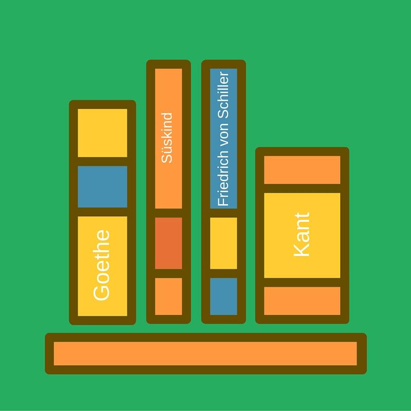 livres allemands