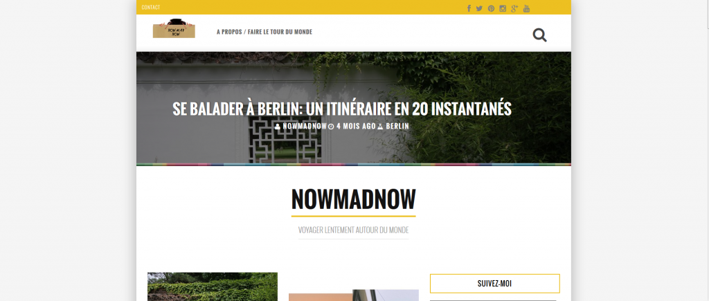 tour du monde blog nowmadnow