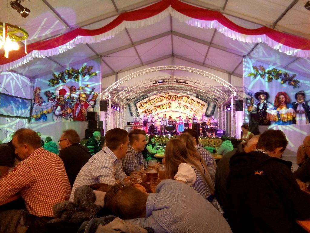 Oktoberfest Erfurt