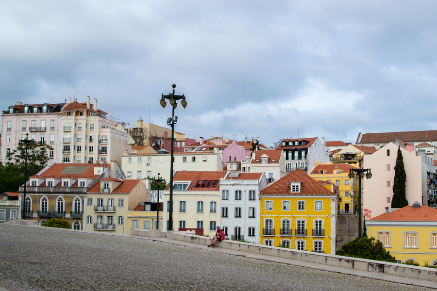Assemblée de la république de Lisbonne - point de vue