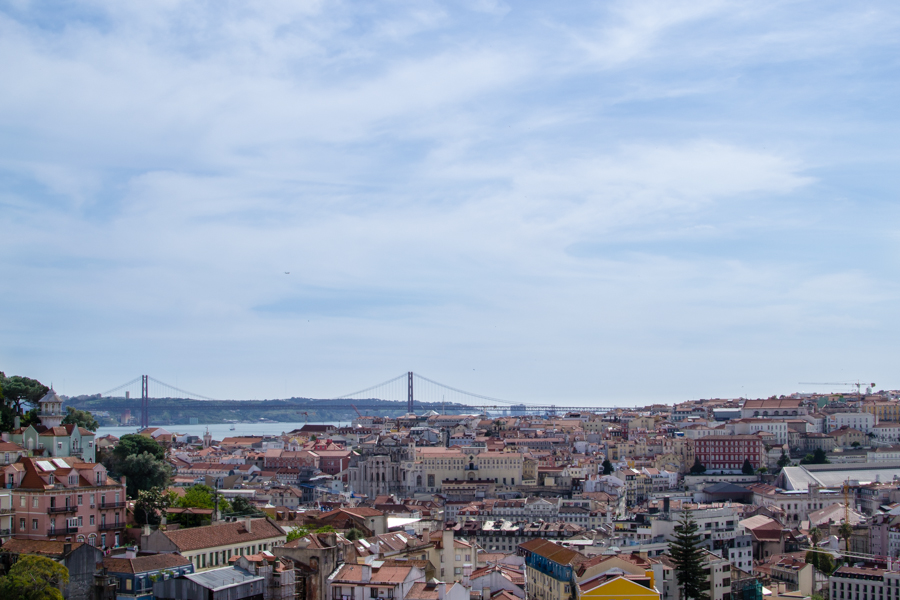 points de vue Lisbonne