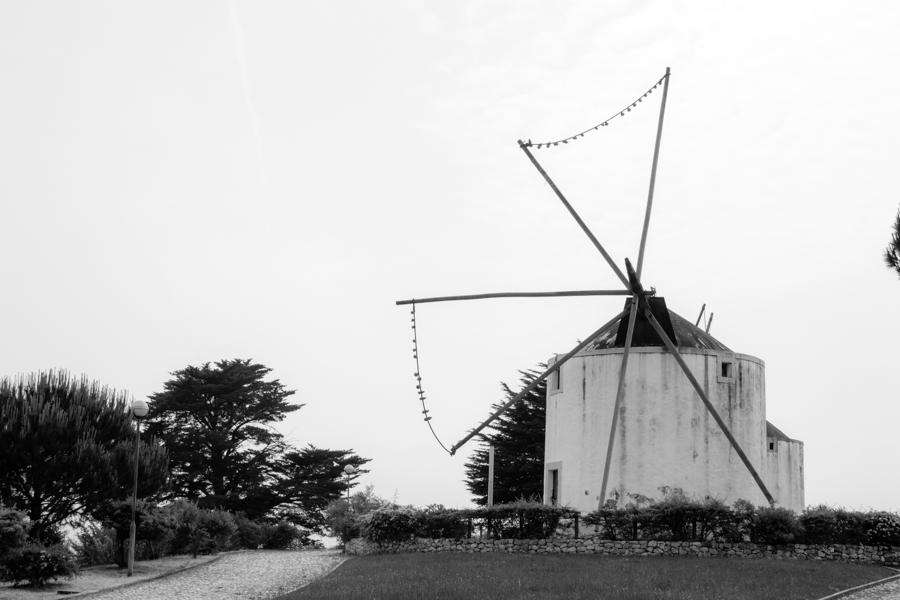 Parc aux moulins de Belem