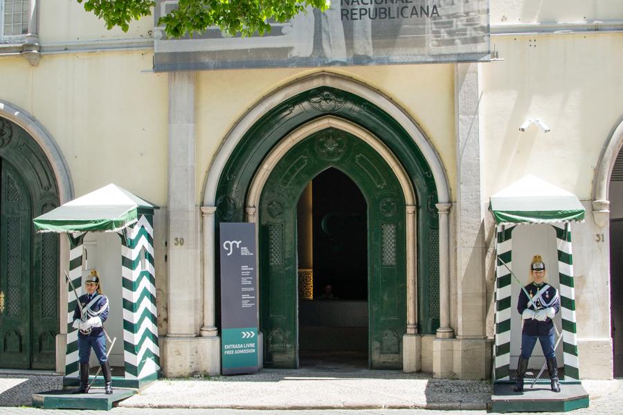 Garde nationale de Lisbonne
