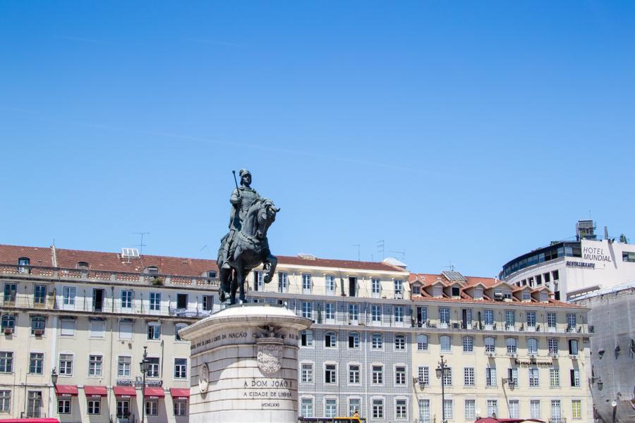 place figueira à Lisbonne