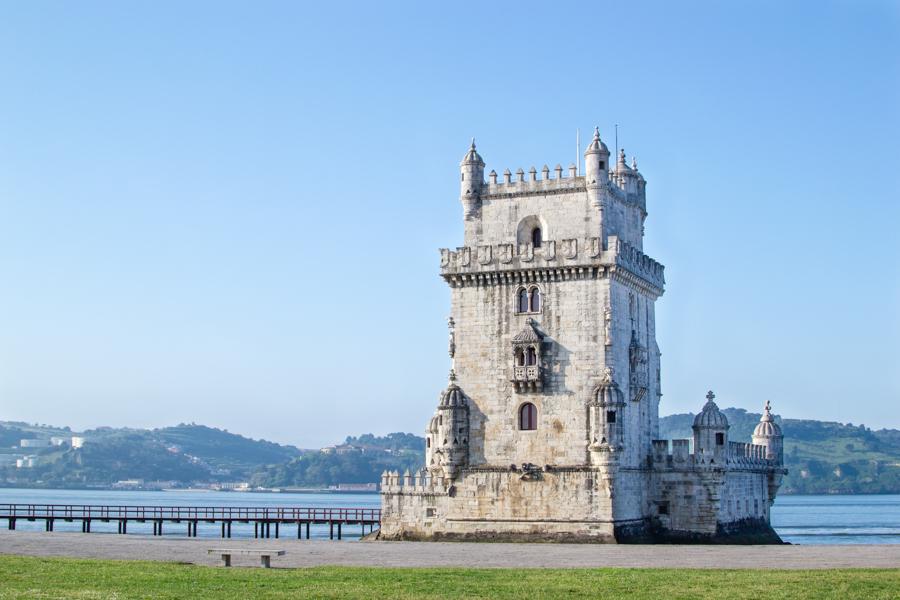 photo de la tour de belem
