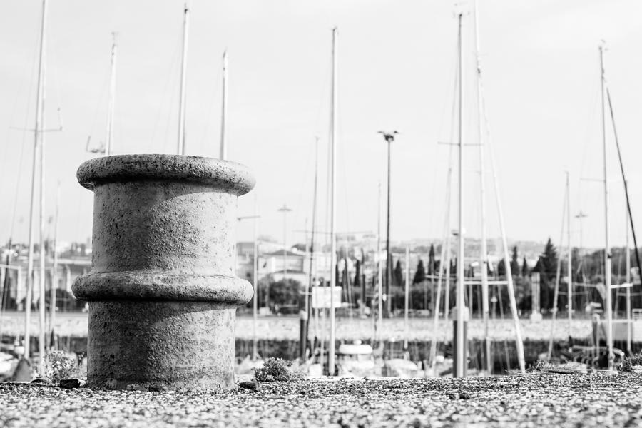 port à Lisbonne