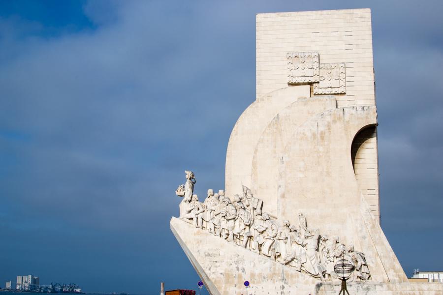 monument des découvertes de lisbonne