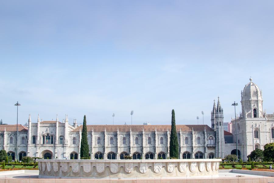 Monastère de Jeronimos à Lisbonne