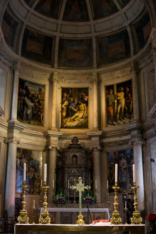 interieur du Monastère de Jeronimos