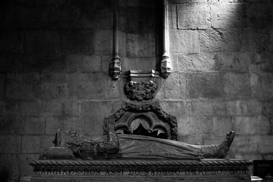 Tombeau du Monastère de Jeronimos