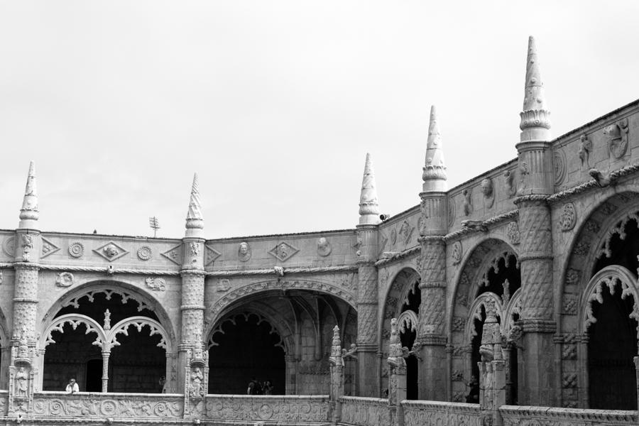 cloitre du Monastère de Jeronimos