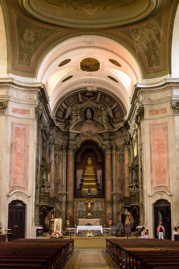Visiter lisbonne en 4 jours que voir quartier par for Interieur d un couvent