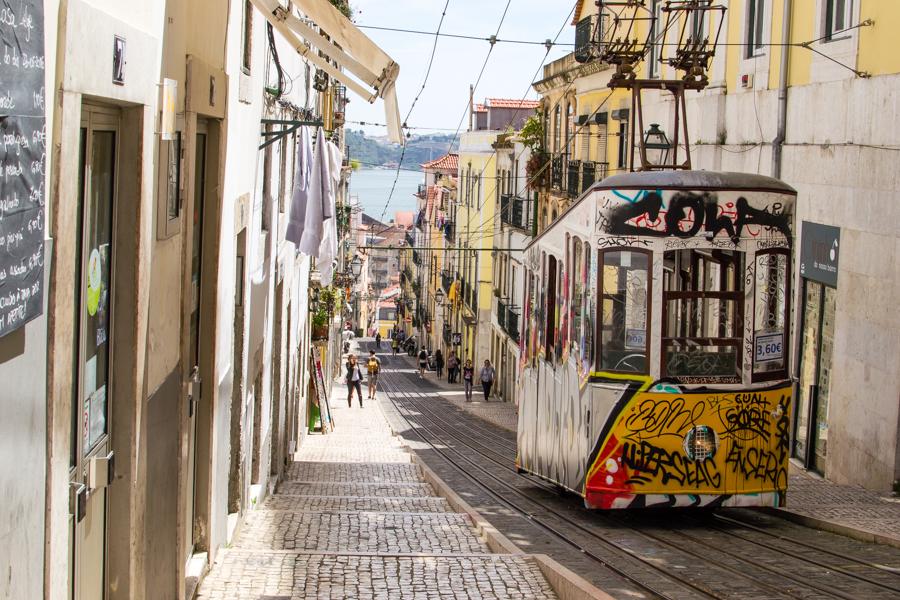 Lisbonne en 4 jours