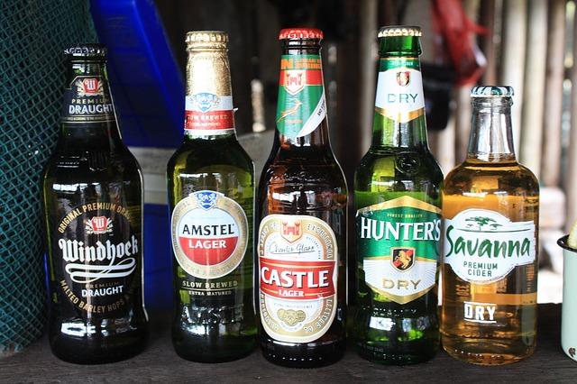bieres d'afrique du sud