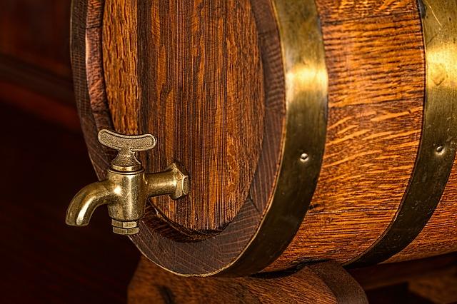 tonneau de biere