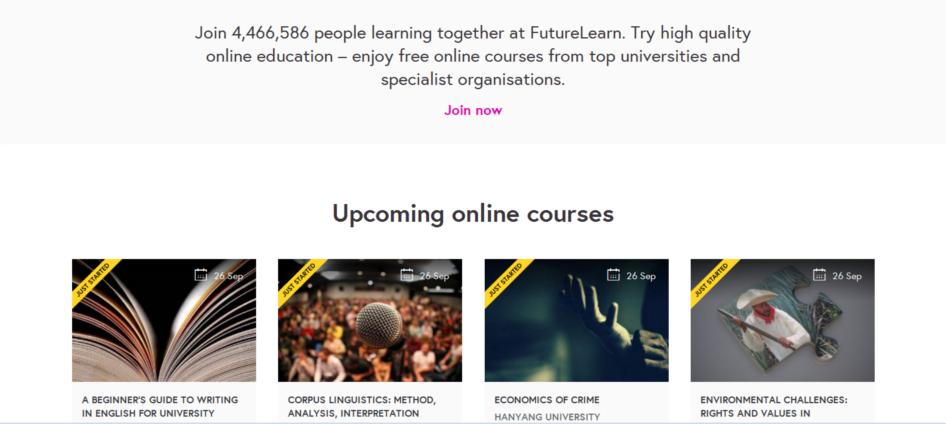 future learn mooc