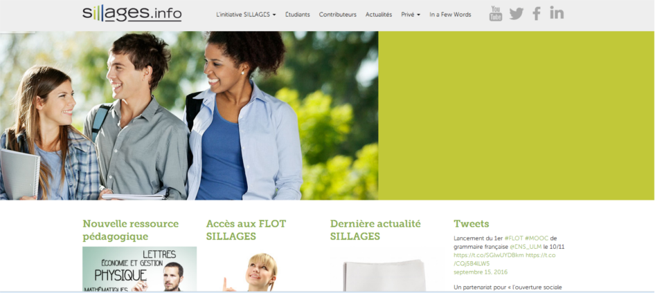 les mooc de sillages