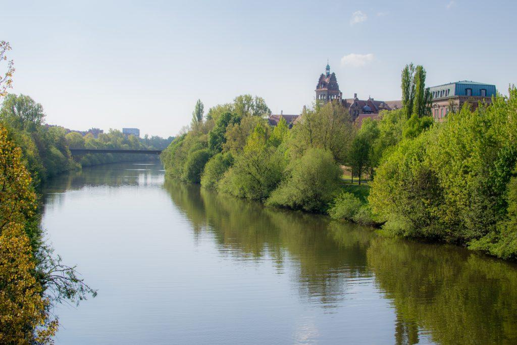 le regnitz à Bamberg