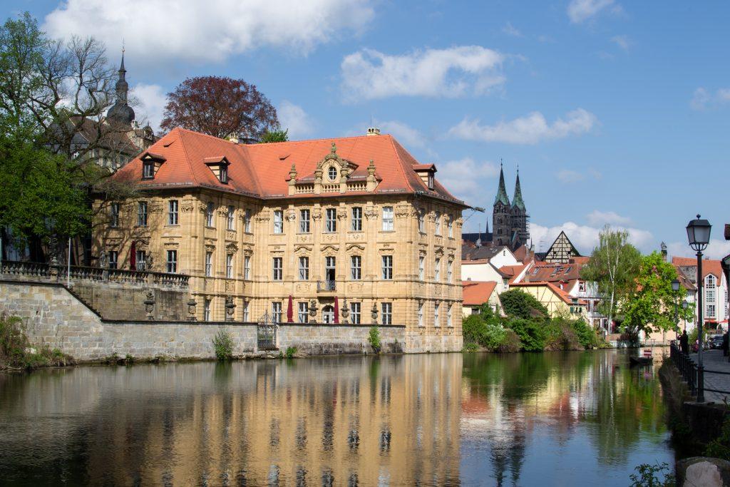 vue de Bamberg en Bavière
