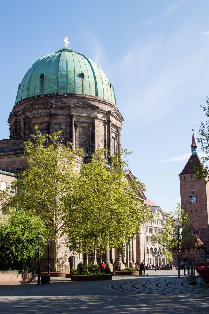 St. Elisabethkirche à nuremberg