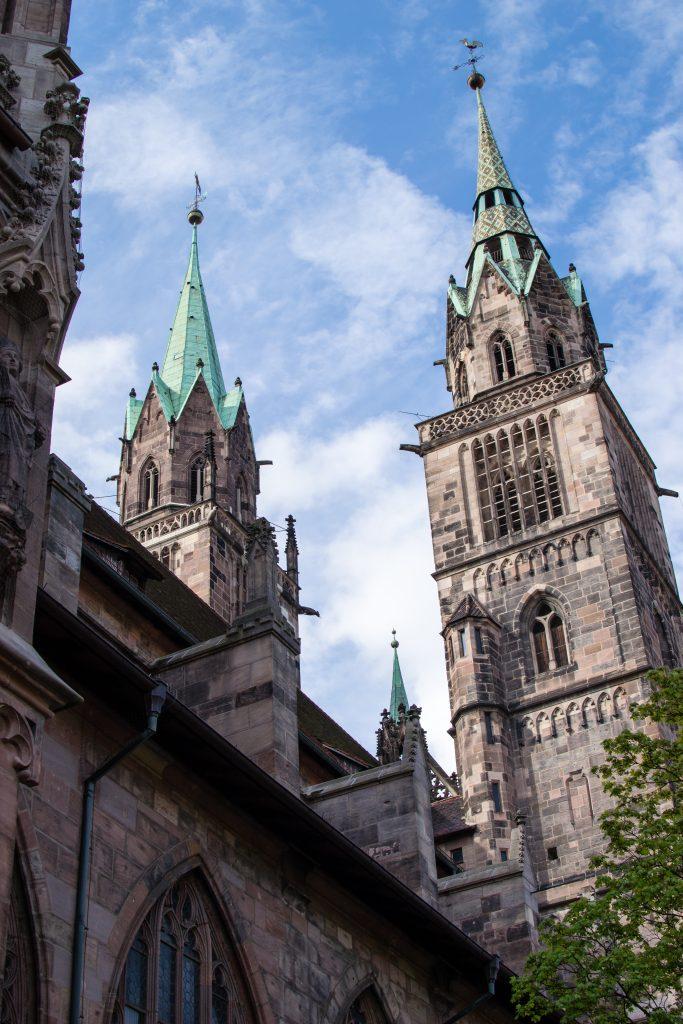 Lorenzkirch à Nuremberg