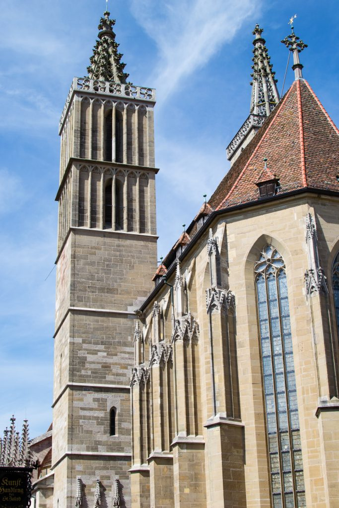 eglise rothenburg