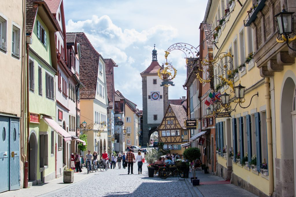 rothenburg famous picture