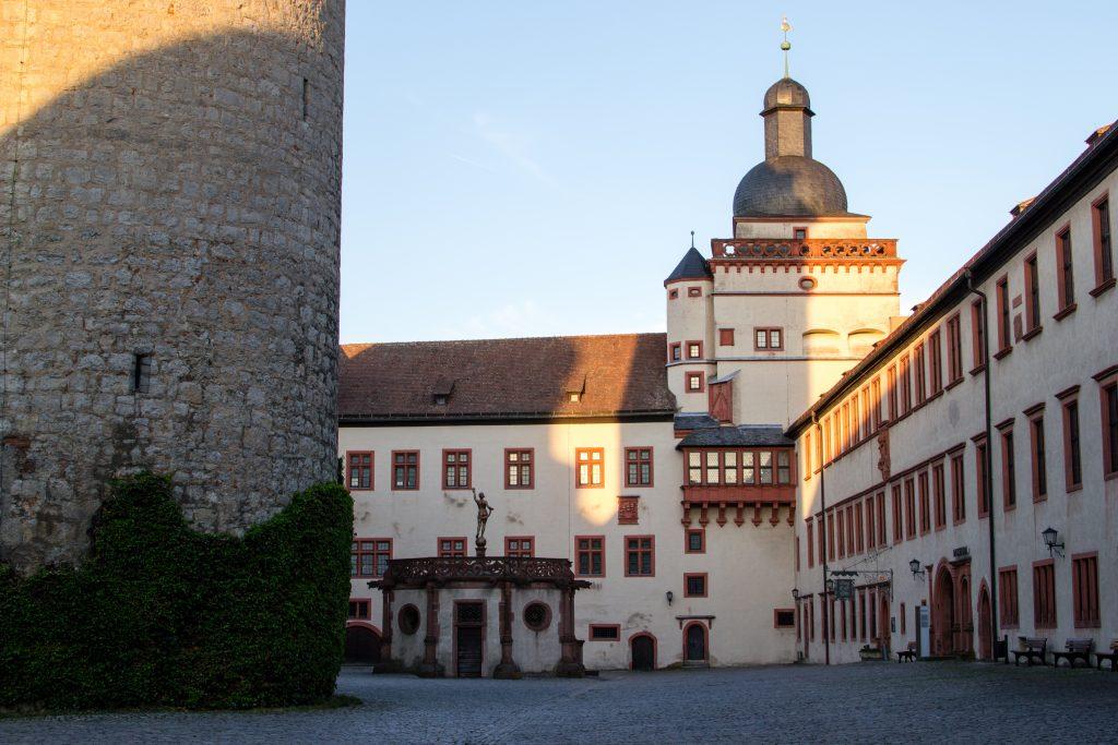 le chateau de wurzbourg - marienberg