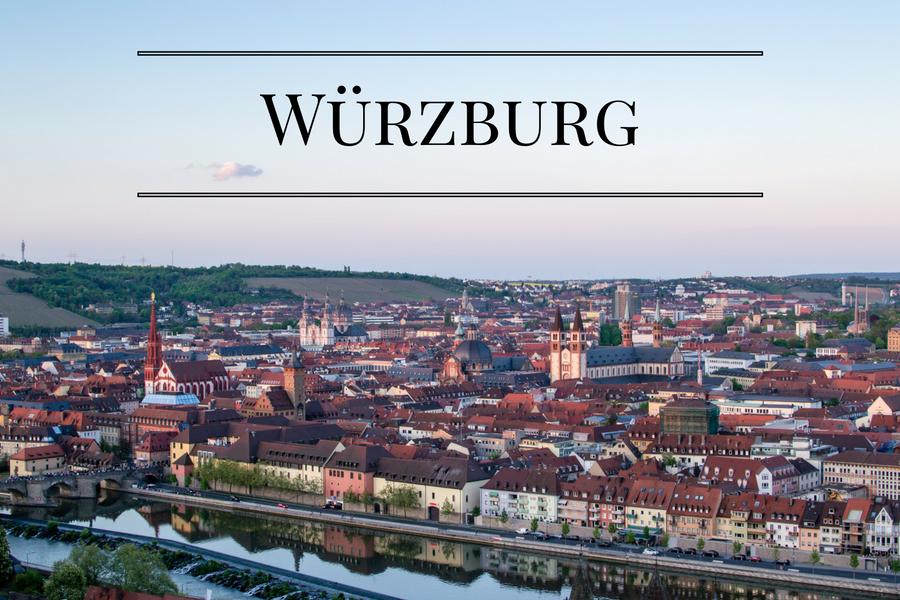 Würzburg en Allemagne
