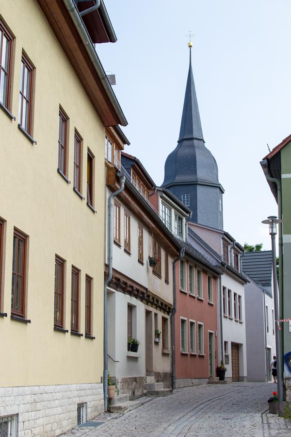 vieille ville de weimar