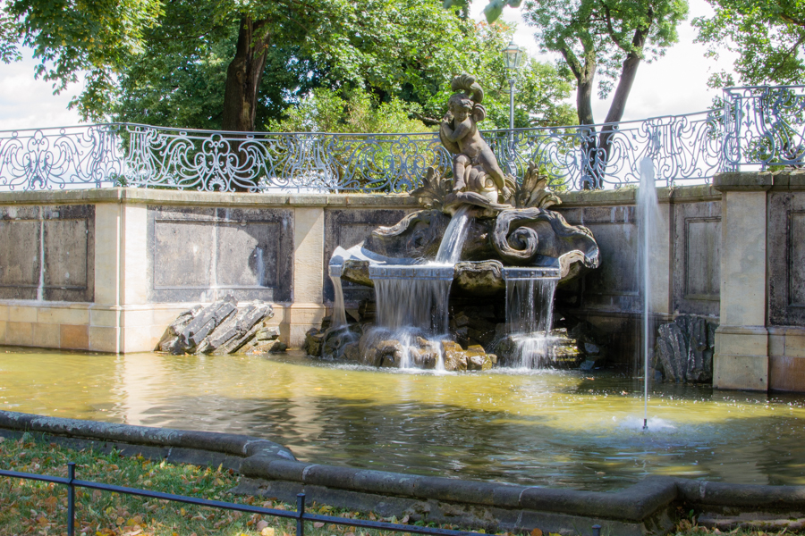 Brühlscher Garten à Dresde
