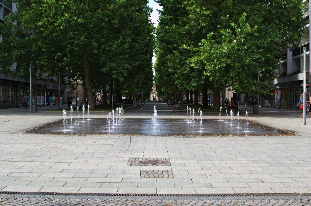 Hauptstrasse Dresde