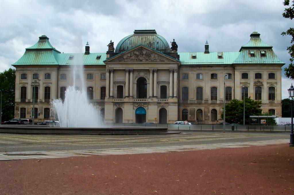 Palaisplatz dresde