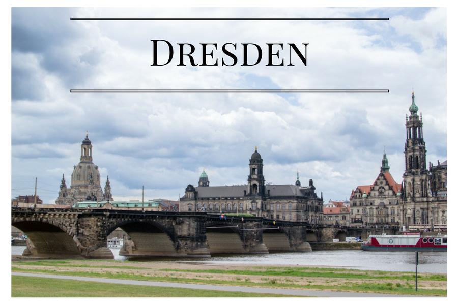 Dresde en Allemagne