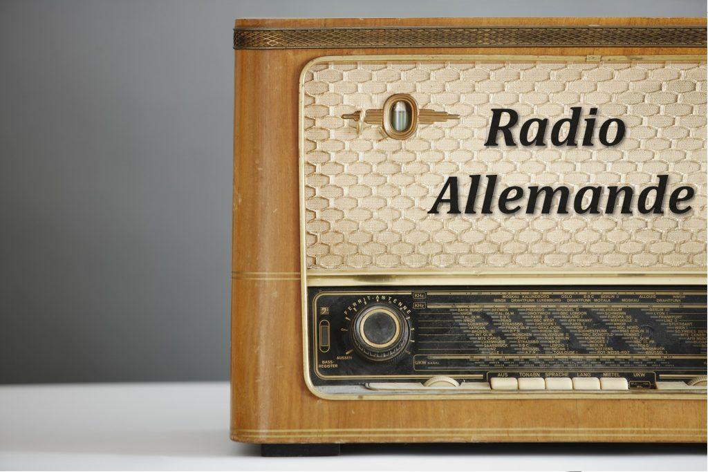 radio Allemande