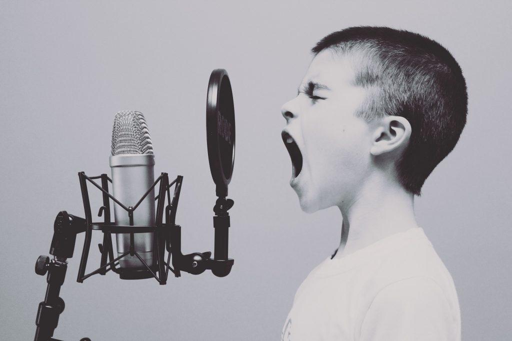 radio allemande enfant