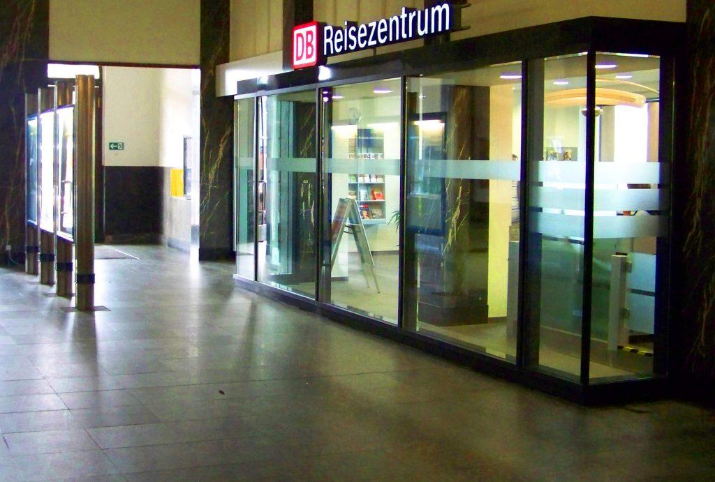 centre de voyage Deutsche Bahn