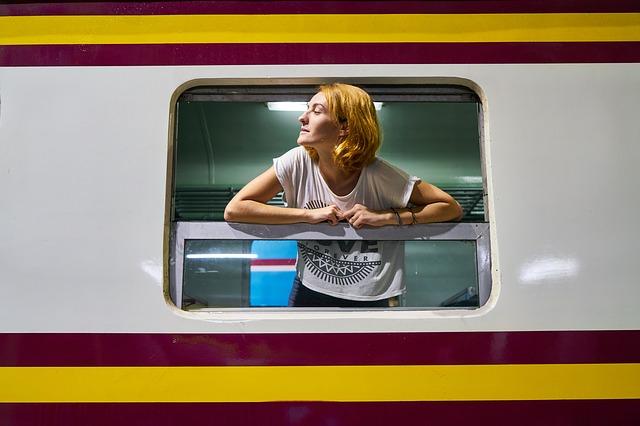 train weekend femme