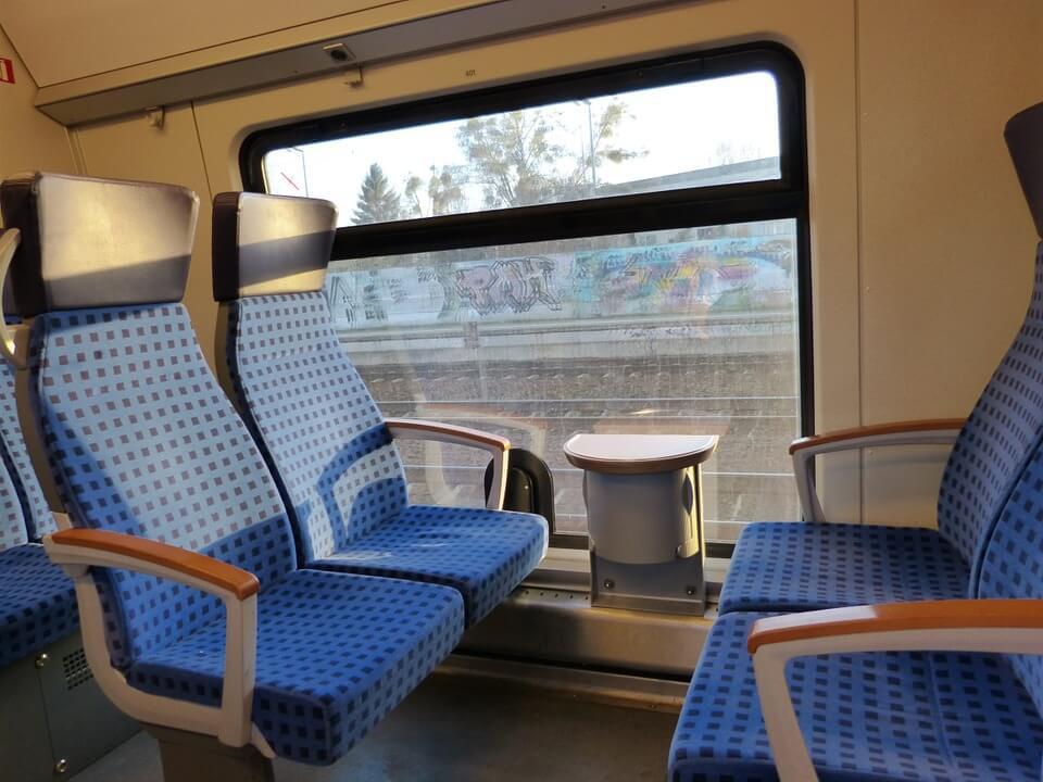 train régional en Allemagne
