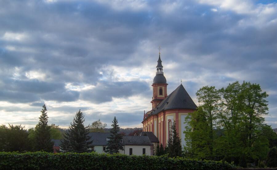 Basilique Saint-Paulin de Trèves