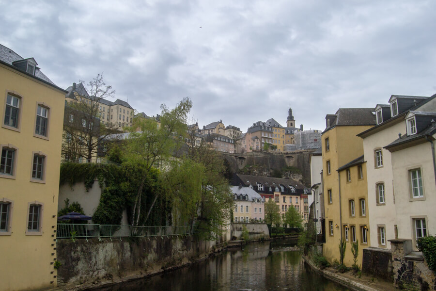 photo du  luxembourg