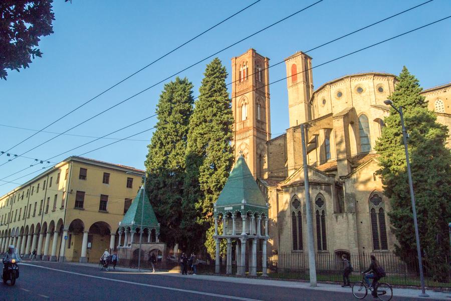Basilique San Francesco à Bologne