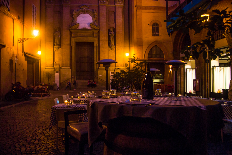 restaurant à Bologne