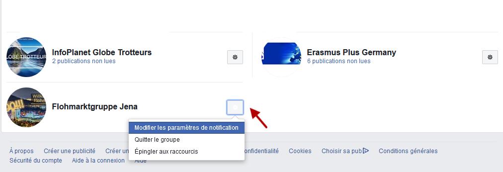 Flohmarkt facebook pour trouver des bonnes affaires en Allemagne
